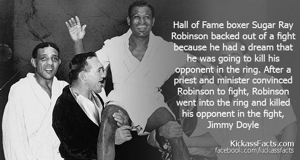 119Sugar Ray Robinson
