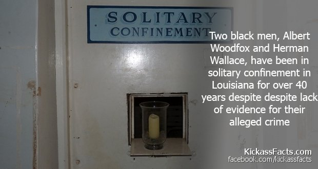 140Solitary Confinement