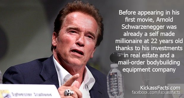 150Arnold Schwarzenegger