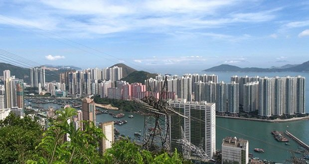 Ap Lei Chau, Island, Hong Kong-Most Densely Populated Places on Earth