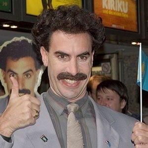 Borat-Interesting Facts About Ice-Cream