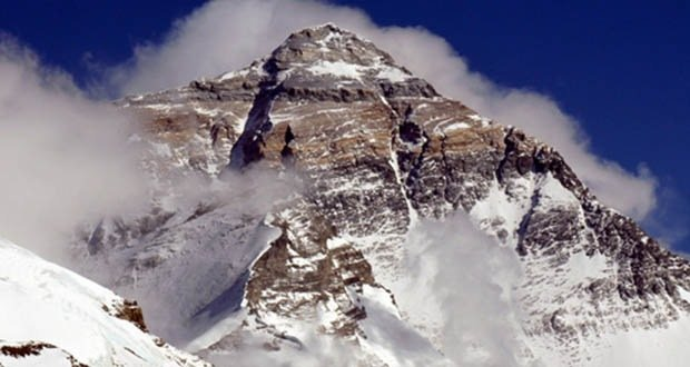 The North Face of Mt. Everest-Scariest Places on Earth