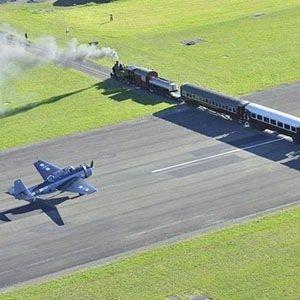 Gisborne Airport-Amazing Runways