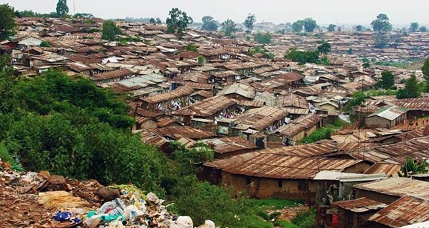 Kibera, Nairobi, Kenya-Most Densely Populated Places on Earth
