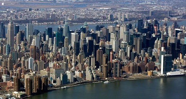 Manhattan-Most Densely Populated Places on Earth