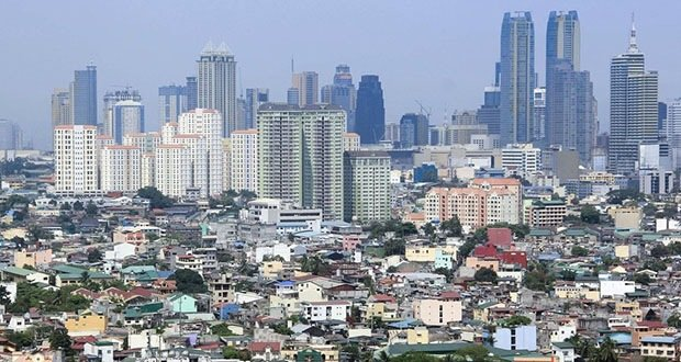 Manila, Philippines-Most Densely Populated Places on Earth