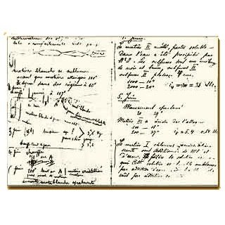 Marie Curie's Papers-Random Facts List