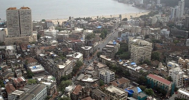 Marine Lines, Mumbai, India-Most Densely Populated Places on Earth