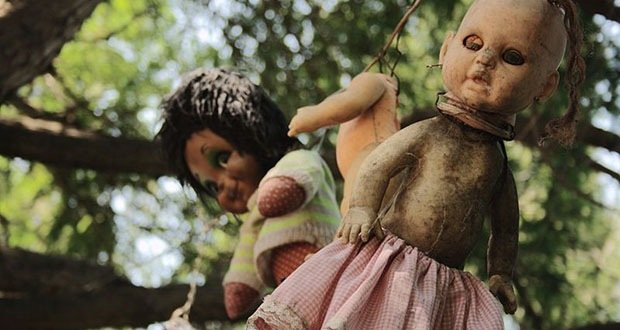 Mexican Doll Island-Scariest Places on Earth