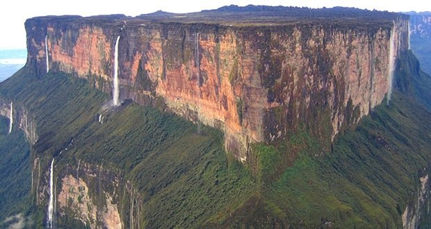 Mount Roraima-Surreal Places on Earth