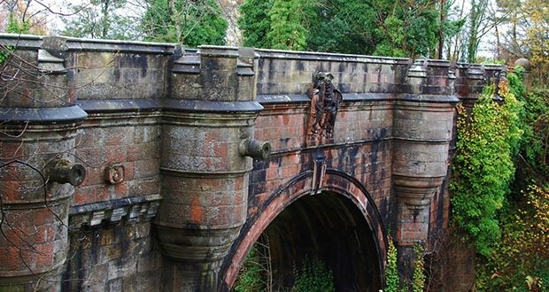 Overtoun Bridge-Scariest Places on Earth