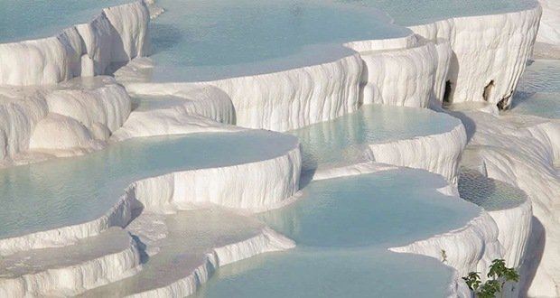 Pamukkale-Surreal Places on Earth
