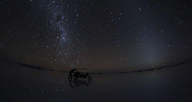 Salar de Uyuni-Surreal Places on Earth