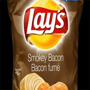 Smoked bacon flavor lays-Fascinating Facts About Canada