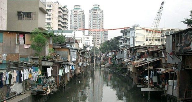 Tondo district, Manila, Philippines-Most Densely Populated Places on Earth