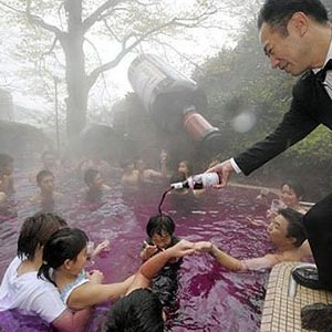 Wine Spa Pool-Interesting Facts About Wine