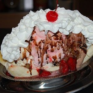 ice cream sundae-Interesting Facts About Ice-Cream