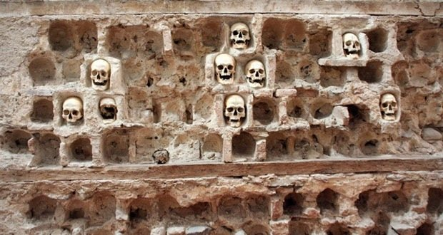 003_The Skull Tower, Serbia