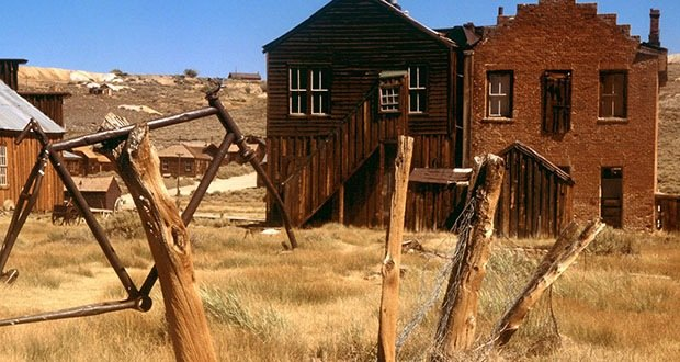 004_Bodie, California-Creepiest Places on Earth