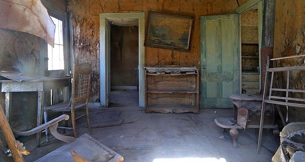 005_Bodie, California-Creepiest Places on Earth