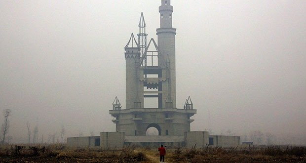 011_Wonderland Amusement Park, China-Creepiest Places on Earth