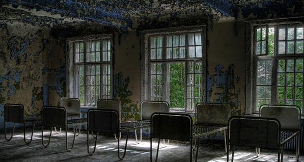 015_Lier Psychiatric Hospital, Norway