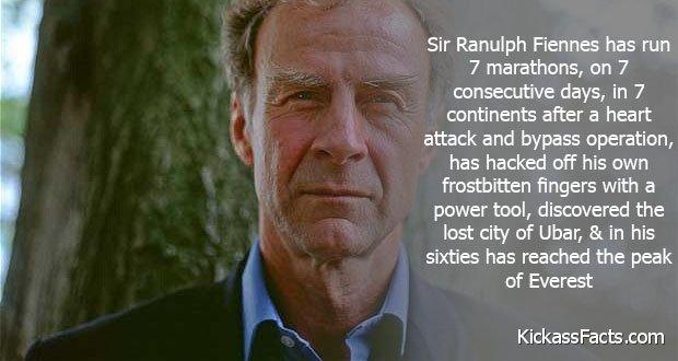 151Sir Ranulph Fiennes