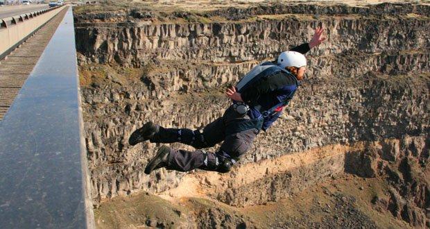 2. Perrine Bridge, Idaho-Precarious Places on Earth