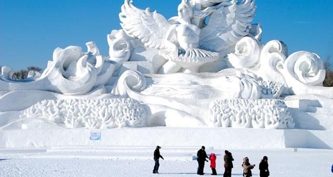 3. Snow & Ice Festival — Harbin, China – Jan. 5 – Feb. 5-Festivals You Should Attend Before You Die