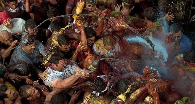 5. Cascamorras — Baza, Spain – Sept. 6-Festivals You Should Attend Before You Die