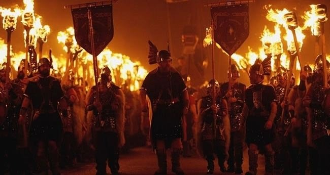 7. Up Helly Aa Fire Festival — Lerwick, Scotland – Last Tuesday in January-Festivals You Should Attend Before You Die