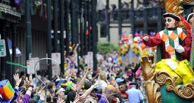 9. Mardi Gras — New Orleans – Tuesday before Ash Wednesday, March 4 (for 2014)-Festivals You Should Attend Before You Die