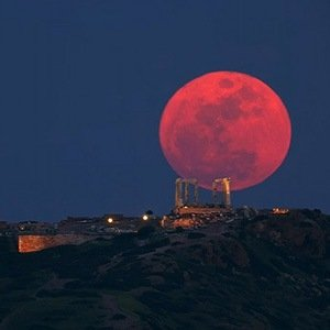 Blood Moon-Interesting Facts About Moon