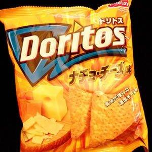 Doritos-Random Facts List