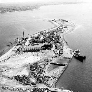 Hart Island-Random Facts List