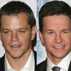 Matt Damon and Mark Wahlberg-Random Facts List
