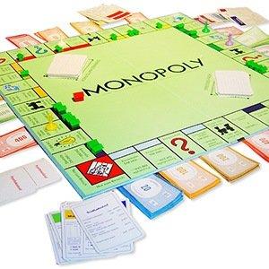 Monopoly-Random Facts List