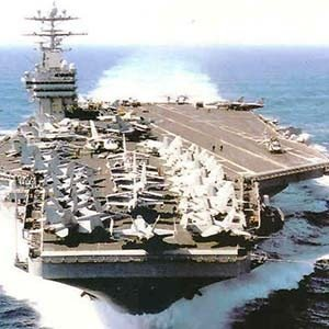 Nimitz-class aircraft carrier-Interesting Facts About Aircraft Carriers