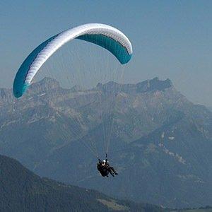 Paragliding- Random Facts List