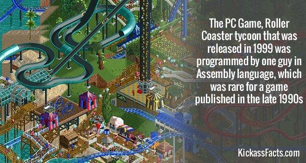 277Roller Coaster tycoon