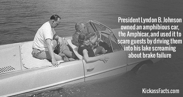 283President Lyndon B. Johnson