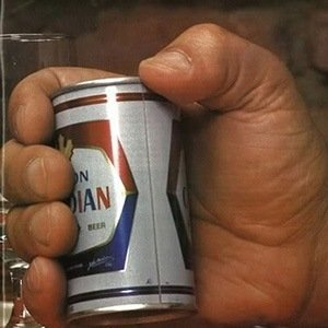 Andre-holding-beer-can-Interesting Facts About Beer