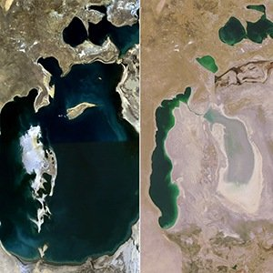Aral Sea-Interesting Facts About Seas and Oceans