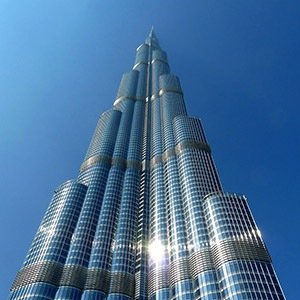 Burj Khalifa-Facts You Didn't Know About UAE and Dubai