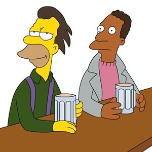 Lenny and Carl- Interesting Facts About The Simpsons
