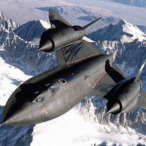Lockheed SR-71 Blackbird-Interesting Facts About Fighters Aircrafts