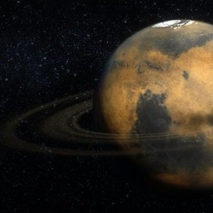 Mars Rings-Interesting Facts About Mars