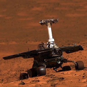 Spirit-Interesting Facts About Mars