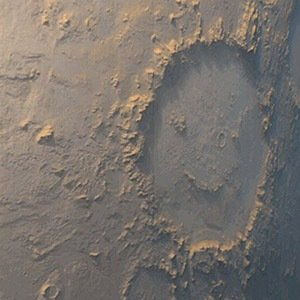 Mars Smiley-Interesting Facts About Mars