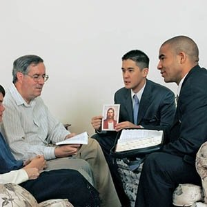 Mormon missionaries-Interesting Facts About Christmas